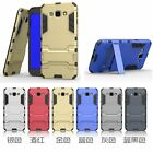 Samsung Galaxy A8 Dual Layer Protection Case Shockproof Cover w/ Kickstand