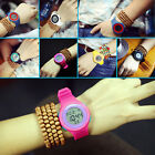 Fashion Digital Watch Men Women LED Male Watches Silicone Sport Wristwatch New