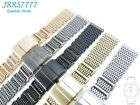 20mm high quality stainless steel SHARK mesh bracelet Diving Watch multicolored