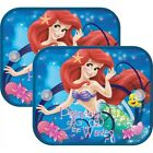 Pack 2 Disney Car Window Sun Shades Princess Collection Baby Girl Kids Children