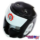 Genuine Leather Headguard Helmet for MMA, UFC, Boxing  by Eclipse Gear