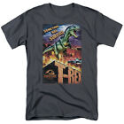 Jurassic Park Rex In The City T-Shirt Sizes S-3X NEW