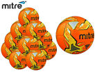 10 x BRAND NEW MITRE IMPEL - ORANGE/YELLOW/BLACK  *2017 GRAPHICS* SIZE 3,4,5