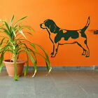 Cute Dog Modern Wall Transfer / Removable Wall Graphic / Interior Decor NE129