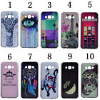 Fashion Various Painted Hard PC Phone Case Cover Skin For Samsung Galaxy A8 A800