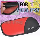 Leather Protective Soft Pouch Sleeve Cover Case for Sony Playstaion PS Vita PSV
