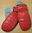Swany Wild Goose Women's Ladies Snow Ski Mitts Mittens in Red