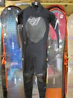 NPX Zealot 5/4/3 MM Mens Winter Steamer Wetsuit, Windsurf, Kite