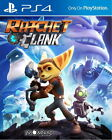 New Sony PlayStation 4 Games Ratchet & Clank HK Version Chi/Engl Subtitles