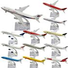 16CM Metal Scale Plane Model Diecast Aircraft Model National Airlines Toys
