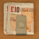 Lucky Sixpence 1920 - 1946 Money Clip - Birthday - Wedding - Gift - Boxed