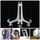 "New 3""5""7""9"" Display Easel Stand Plate Bowl Picture Frame Photo Pedestal Holder"