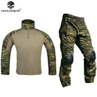 G3 Combat Uniform Emerson Airsoft Tactical Hunting Clothing BDU MultiCam Tropic