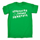 Adventure Before Dementia Dirt Bike T-SHIRT Motocross Tee Funny Gift Birthday