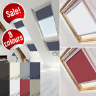THERMAL BLACKOUT ROLLER ROOF BLINDS FOR ALL FAKRO SKYLIGHT WINDOWS. BLACKOUT