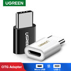 Ugreen USB Type-C Male to Micro USB Female Adapter Converter