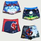 Boys' Swim TRUNKS SHORT SPIDER-MAN Batman Kids' Spiderman swimsuit  swimwear