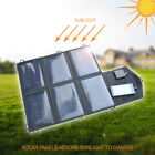 21w/14w/7w/5w Foldable Solar Charger Pack Kits Portable Solar Panel Charging Bag