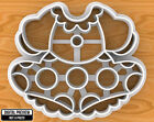 Minnie Mouse Dress Cookie Cutter, Selectable sizes