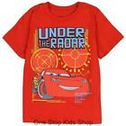 CARS Toddler Boys 3T 4T Lift A Flap Tee SHIRT Top LIGHTNING MCQUEEN Mater Disney