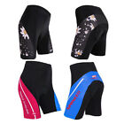 Women Bike Underwear Shorts Vacation Cycling 3D GEL Padded Bicycle Wear Tights