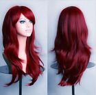 70cm Sexy Wavy Curly Women Full Hair Wig Costume Fashion Party Anime Cosplay