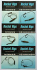 ROCKET HAIR/METHOD HAIR RIGS - a flat rate of just 49p for P&P on this range