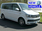 BRAND NEW VW T6 CARAVELLE EXECUTIVE 2.0 TDi 150 DSG AUTO WHEELCHAIR ACCESSIBLE