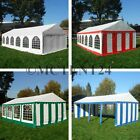 XXL Heavy Duty 3x6 - 6x12m Marquee 500g/m² PVC Waterproof Gazebo Wedding Tent