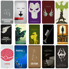 Minilmalistic Game Covers Flip Phone Case Cover for Sony Xperia - T104