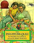 Patchwork Quilt by Valerie Flournoy c1985 VGC Hardcover, We Combine Shipping