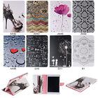 For Samsung Galaxy Tablet Wallet PU Leather Stand Card Case Cover + 2 Gift