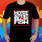 New Hootie And The Blowfish Rock Band Legend Men's Black T-Shirt Size S to 3XL