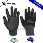 PU Mechanic Gloves Safety Gloves General Purpose PPE 24 Pairs Size M, L, XL