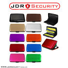 Aluminium Wallet Case RFID & Contactless Protection Credit Card Wallet Holder