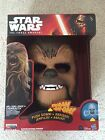 BRAND NEW IN BOX Star Wars The Force Awakens Chewbacca Electronic Talking Mask