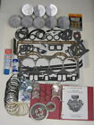 58,59,60,61 CHEVY IMPALA 348 REBUILD ENGINE KIT 10.5-1 PISTONS 280H ISKY CAM