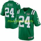 DARRELLE REVIS New York NJ JETS Nike COLOR RUSH Limited THROWBACK Jersey S-2XL