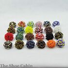 LADIES WOMENS GIRLS  BEADED STATEMENT RINGS / SCARF RING ONESIZE IN 24 COLOURS