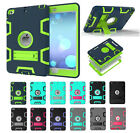 NEW Shockproof Defensive Heavy Duty Hybrid Protect Case Cover for iPad  2/3/4