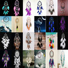 Handmade Dream Catcher with Feathers Car or Wall Hanging Decoration Ornament Hot