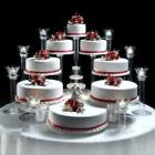 Внешний вид - 8 TIER CASCADE WEDDING CAKE STAND OR CAKE FOUNTAIN