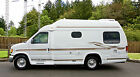 2002 Pleasure-Way Excel-TS Wide Body 20' ft Class B Camper Van Ford Chassis