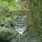 Bishop's Port Wine Glass + Free Personalised Engraving (optional)