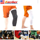 New Kids Adult Pad Basketball Leg Knee Long Sleeve Protector Gear Crashproof