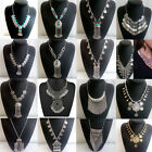 NEW Bohemian Vintage Ethnic Tribal Boho Coin Statement Necklace Pendant CHIC