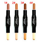 Double-ended 2 in1 Contour Stick Contouring Create 3D Face Concealer Cream