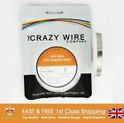 0.35mm (28 AWG) - 317L Grade Stainless Steel Wire - TMC Wire + FREE COTTON PAD