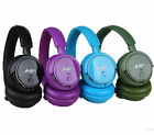 NIA Q1 Over Ear Bluetooth Headphones with Mic Support Micro SD Player FM Radio