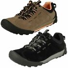 Clarks Ladies Outdoor Trainers Outlay West